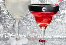 """Mock-tinis / Mock-tini bar I designed as seen on my Hostess with the Mostess series """"Look for Less"""""""