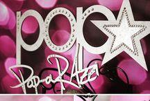 """""""POP-arazzi"""" Pop Star party"""