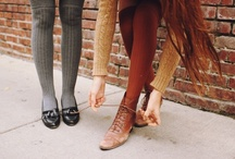 fall / winter style / by Laura Harris