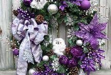 Christmas / Christmas decorating and traditions and other Ho-Ho-Ho stuff.