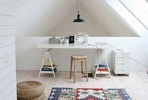 workspace / by Laura Harris