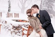 Winter Wonderland Wedding / by Shannon Russ