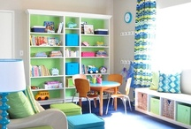 Playrooms / by Soiree Event Design