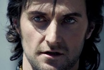 Richard Armitage | Sir Guy of Gisborne / To live and let live, without clamour for distinction or recognition; to wait on divine love; to write truth first on the tablet of one's own heart  -  this is the sanity and perfection of living.  ~Richard Armitage, quoting Mary Baker Eddy / by Jann Deane