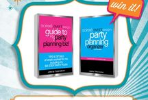 The Girlfriend's Guide to Party Planning / The place to get all my Party Tips & Ideas to host the perfect party AND tips & tricks for my fellow party planners!