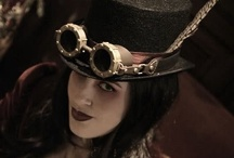 I'm just a little bit steampunk..... / by Melissa Moore