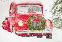 Rustic Christmas / by Shannon Russ