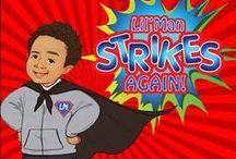 """Shenanigans"" Lil' Man Strikes Again! Party"