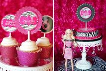 Barbie Glam party