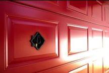 Breda Love Colors / Portoni sezionali e colori: la migliore accoppiata! - Garage Doors & Colors: We are best friends!