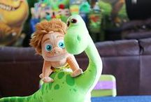 Dinosaur Party / The Good Dinosaur and Jurassic Park party ideas and more!