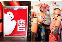 Big Hero 6 Party