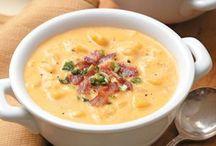 Food: Soup's On! / Uh, soup. Duh.