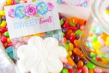 Jelly Belly Jelly Bean Bars / The hottest new trend in Party Candy Tables - Jelly Bean Bars!  Check out this board full of Jelly Bean Bars I've designed featuring my favorite - Jelly Belly jelly beans!