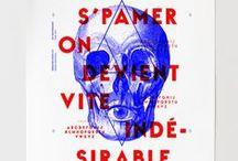 Graphisme, affiches, édition