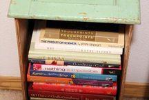 DIY: Shelfy things / DIY shelves I'll never do