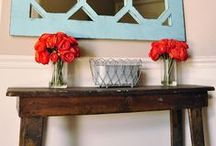 Beautify My Home Ideas / by Mel {Mel's Kitchen Cafe}