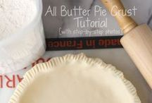 DIY: Baking / How to cooking and baking is a board where you will find easy How to instructions to make homemade foods. / by Arlene | Flour On My Face