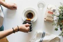 Coffees + Teas