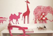 "Kid's Room - decor & fun idea's for Lili & ""the cousins"" / by Bee Williams"
