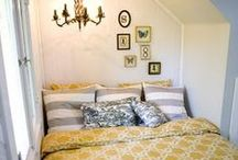 BEDROOMS / by Amy Mckee