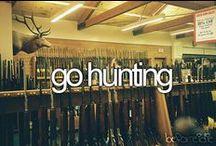 Hunting / by Crystal Bragg