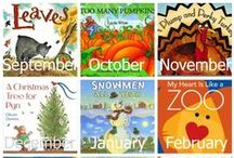 Books & Activities / Crafts and activities inspired by children's books