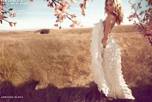 gowns&headpieces / bridal gowns, vintage, lace, beaded, boho, veils, etc. / by Summer Blossom