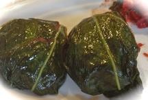 Taro Leaf Dolmades