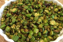 Bhindi/Okra Fry