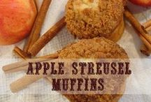 Fall Recipes / Apples, Cinnamon, Spices and Pumpkin flavored recipes say Fall is in the air. Fall Food is what is on my mind this time of year. fall recipes / by Arlene Mobley | Flour On My Face