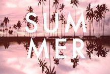 Summer spirit.