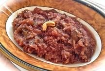 Figs & Coconut Halwa