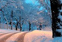 SNOW, WINTER, CHRISTMAS