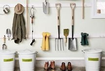 Organize My Home / Creative organizing ideas for your home.