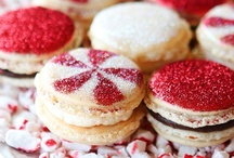 Macarons for Christmas / Sweet, lovely and delicate, Macarons make a tasteful addition to your Christmas table. Here is a collection of Bajou's favourite Macarons for this festive season.