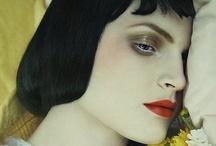 Glam,Clean,Magazine worthy makeup looks / by Yvette Felipe