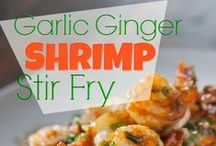 SEAFOOD RECIPES / SEAFOOD Recipes : Living in Florida has its perks. Seafood is available all year round. Recipes made with shrimp, fish and shellfish.