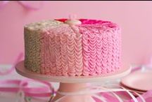 Decorative Cakes / by Mel {Mel's Kitchen Cafe}