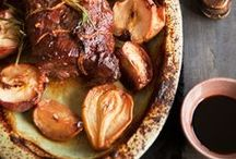 DINNER Recipes-Beef and Pork / What's for dinner?  Beef or pork recipes  / by Arlene | Flour On My Face