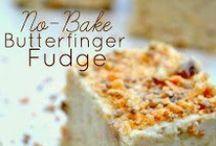 CANDY-FUDGE RECIPES / Got a sweet tooth? Homemade Candy and fudge recipes. Heavy on homemade fudge recipes.
