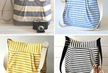 Totes Adorbs! - Tote, handbag DIY's / by Bee Williams