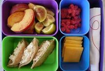 Lunchbox Ideas / Overcome the monotony of packing your lunches with these stellar lunch ideas!