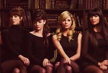 PRETTY LITTLE LIARS / SITCOM / by Daphne Mufc