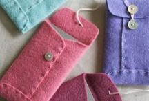Felt projects