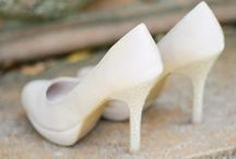 Design Inspiration | Wedding Shoes / Design inspiration for your perfect pair of wedding shoes / by Upper Street