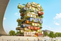 Residential Architecture / by Nico Gold
