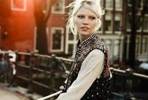 Lace Rock and Roll / Feminine fashion with a rock and roll edge / by Rebecca Horton
