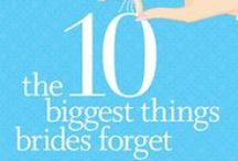 Wedding Planning / Tips and tricks + things to remember when planning your #wedding! #ido