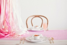 Tablescape / Table Setting / by Hazel Anne